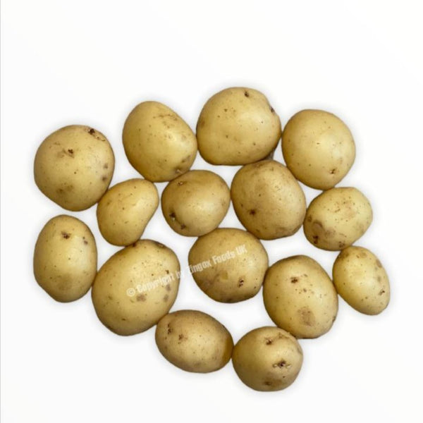 Baby Potatoes 1kg - Zingox Foods UK