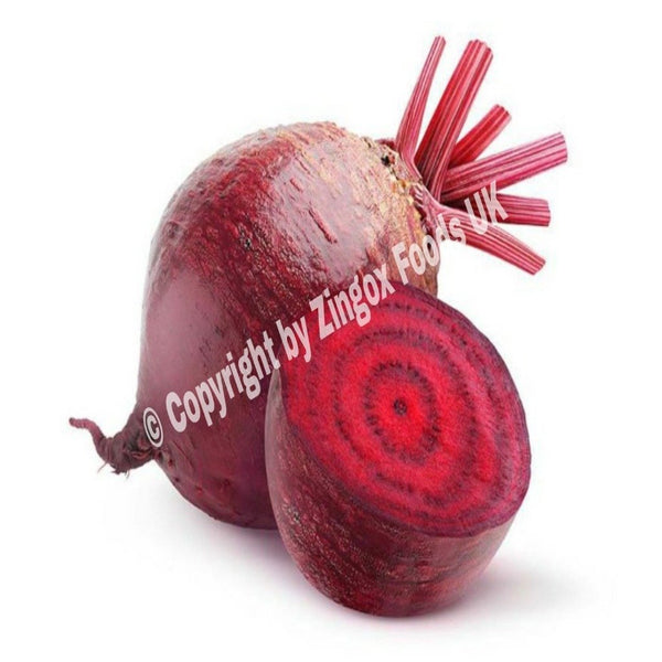 Beetroot 500g - Zingox Foods UK