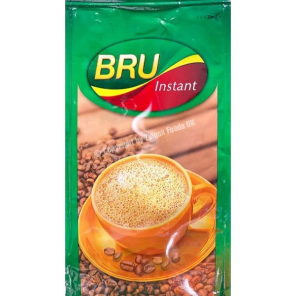 Bru Instant Coffee 200g - Zingox Foods UK