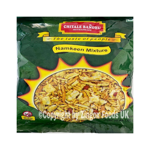 Chitale Namkin Mix Farsan 200g - Zingox Foods UK