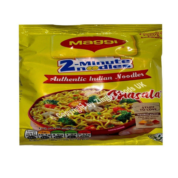 Maggi Masala (Pack of 3) - Zingox Foods UK