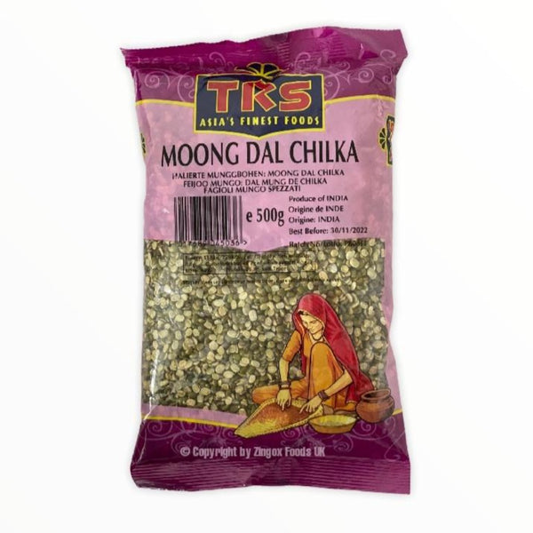 TRS Moong Dal Chilka 500g