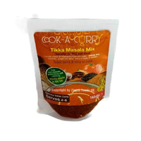 Tikka Masala Mix 160g - Zingox Foods UK