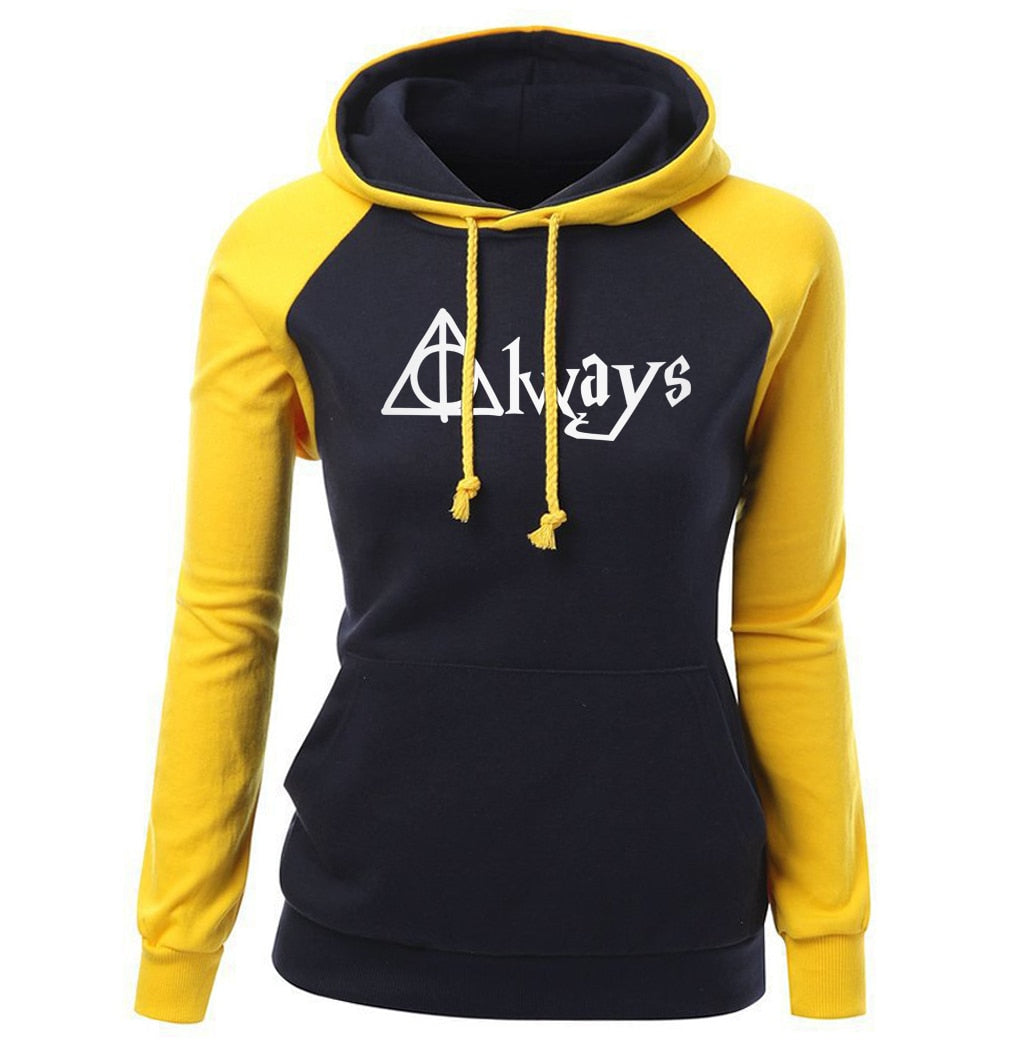 Winter Fleece Hoodies for Women