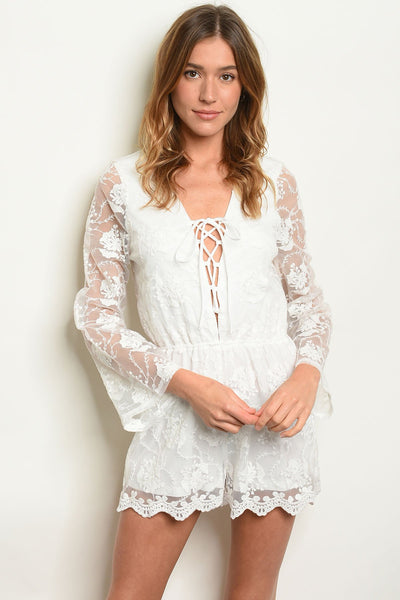 White Romper-Shop the Trends-This 2 That