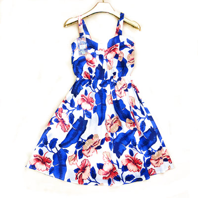 Dot summer Dress-This 2 That-This 2 That