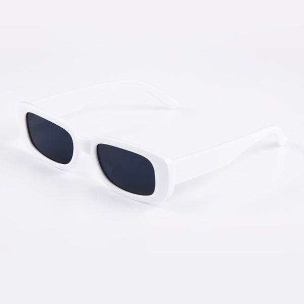Small Rectangle Sunglasses Women Vintage
