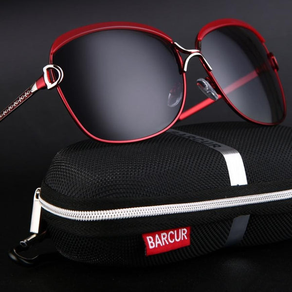 Gradient Lens Round Sunglasses Square