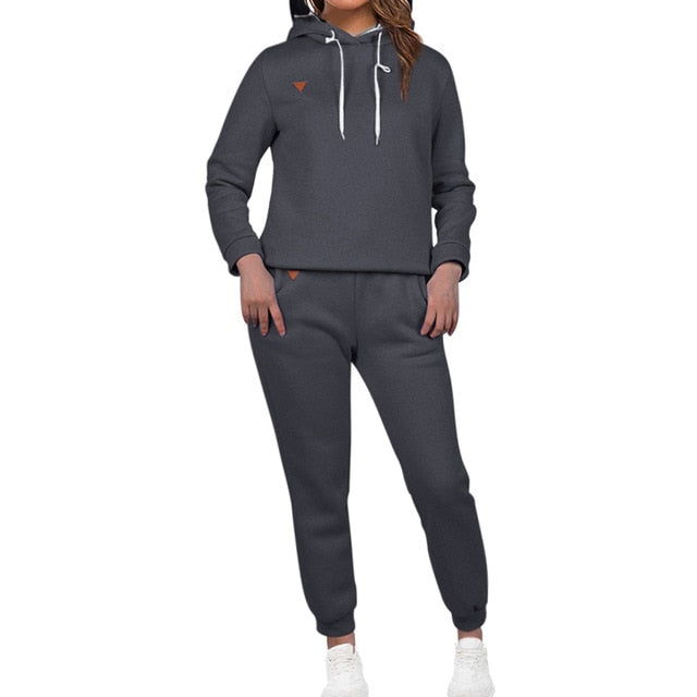Casual Sports Sweat Suit