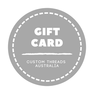 Custom Threads Australia GIFT CARD