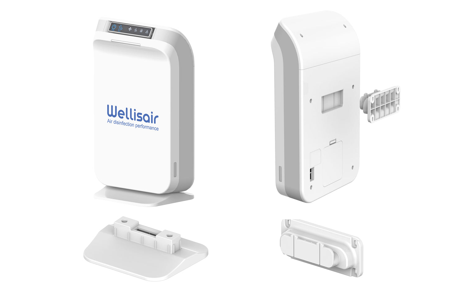 Wellisair - Air and Surfaces Purifier and Disinfection