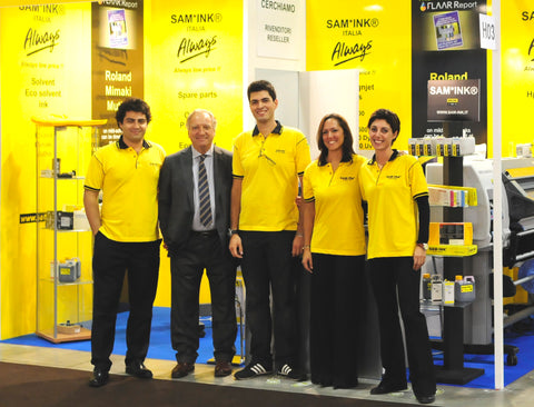 sam ink dealers distributors wide format