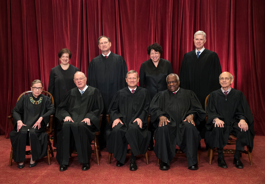 sam ink supreme court justices