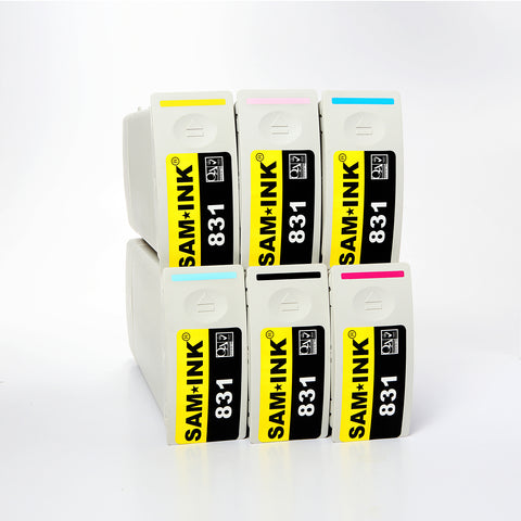 SAM★INK® 831, 831A, 831B, 831C Latex Cartridges