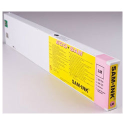 VJ-MSINK3A-LM440 SAM★INK® Mutoh ValueJet Eco-Ultra 440ml Cartridge Light Magenta.