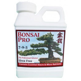 bonsai tree fertilizer