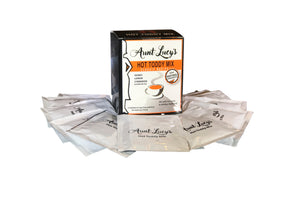 Aunt Lucy's Hot Toddy Mix : Classic Toddy 12-pk box