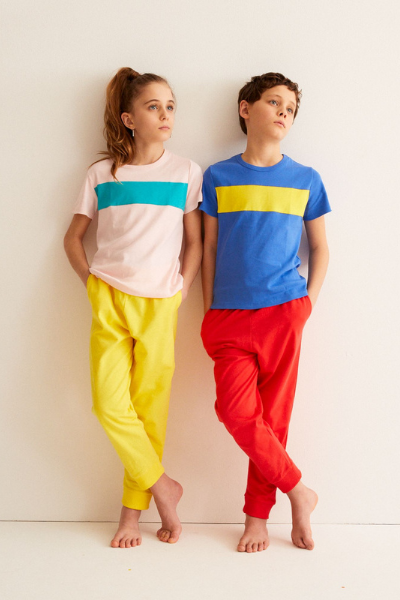 Tee-shirts Nour - Ensemble 3 couleurs