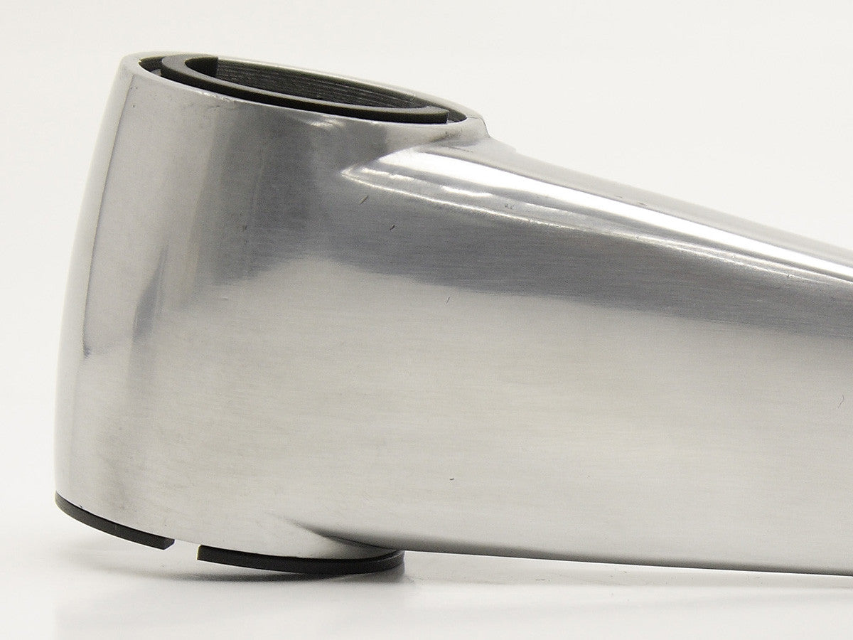 Headlight Brackets, Cafe Racer, Cast, Polished