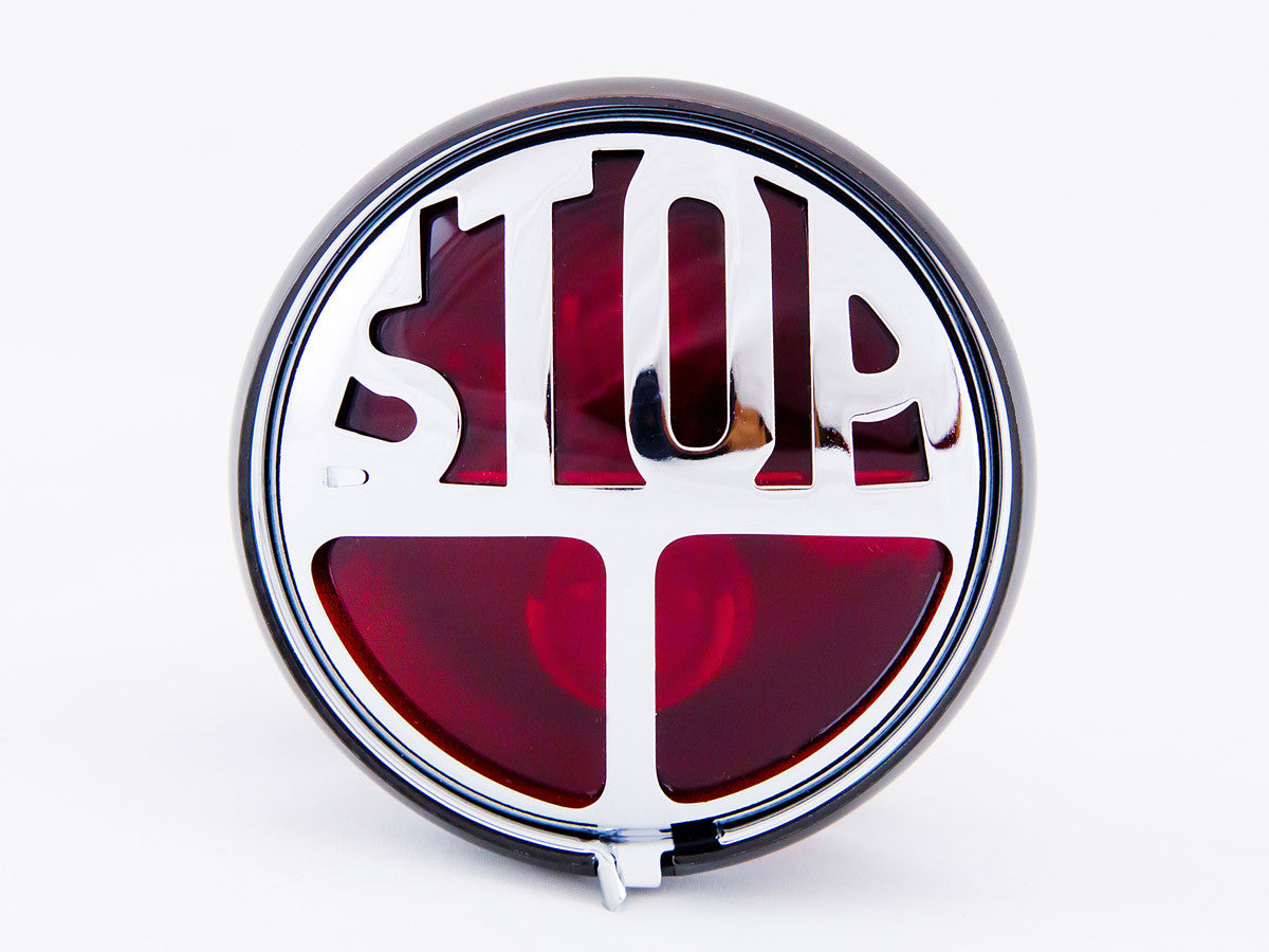 "Tail Light, Miller, ""STOP"""