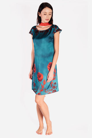 Bunga Shift Dress SKU 3013 - (Further Markdown-U.P $202)