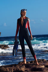 THERMAL SPRING WET SUIT - (50% MARKDOWN-U.P $400)