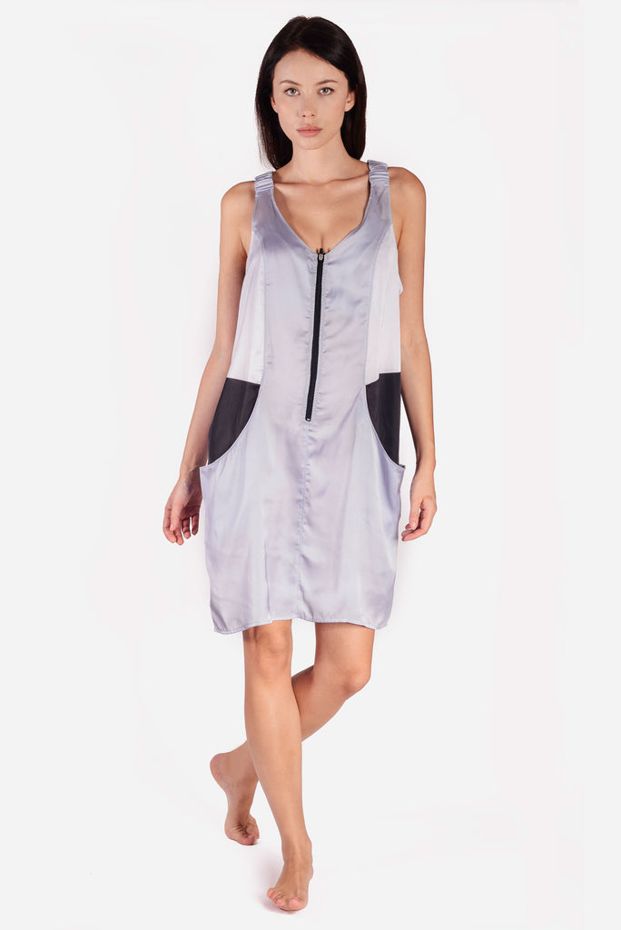 Athleisure Vol 3 - Grey Dress SKU 2012 - (40% Markdown-U.P $199)