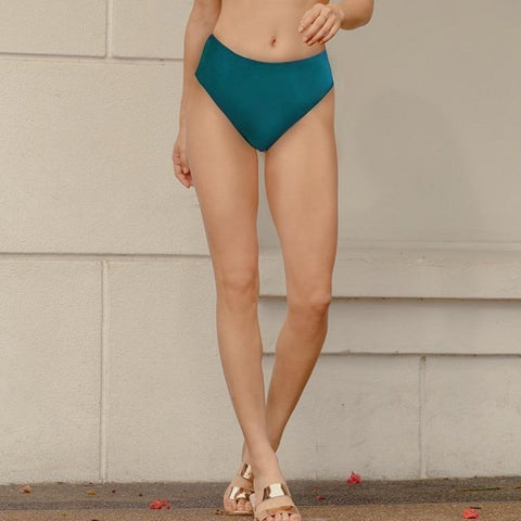 Bunga Triangle mid waist bottom-SKU 3020B-MG