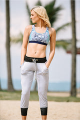 Athleisure Vol 3 - Grey Jogger Pants SKU 2011 - (60% Markdown-U.P $169)