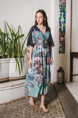 Nonya Maxi Dress - 7014 (Markdown U.P $308)