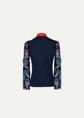 Nonya Rash Guard- SKU 7020A