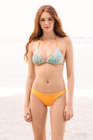 Kenzilily Lily's Dream Triangle Bikini Top (Online Exclusive- U.P S$100)