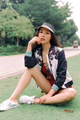 Orchid Bomber Jacket SKU 2005 ( Further Markdowns -U.P $350)