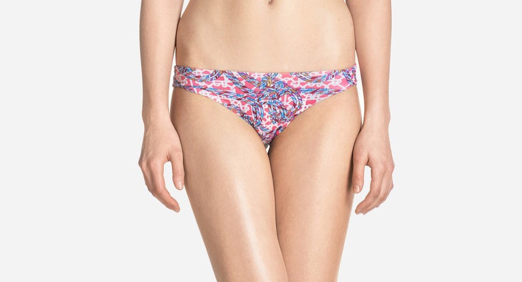 Favola Nautica Print Bottom- 1601B (ONLINE EXCLUSIVE)
