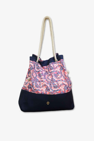 Favola Nautica Beach Bag - 1611 (50% Off)