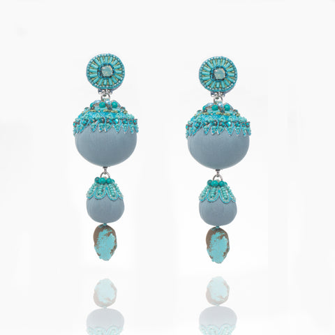Ranjana Khan Hollis Earrings