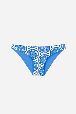 Shell Print Reversible Bikini Bottom- 14042 -(Telegram exclusive)