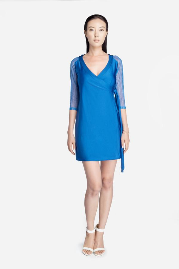 Kaftan Crossover Dress (40% OFF- U.P $150)