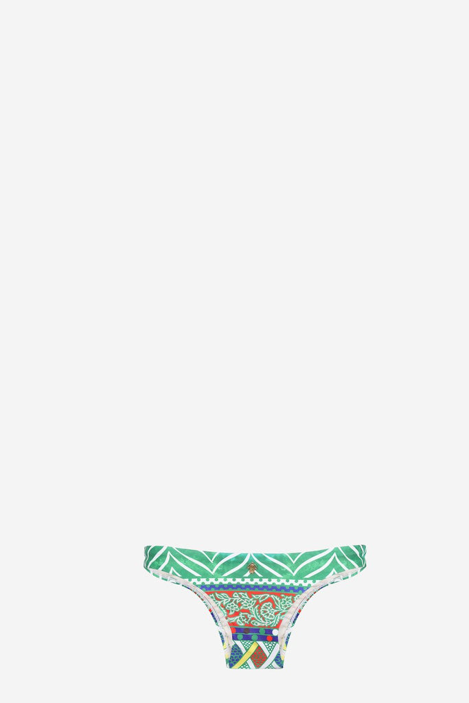 Indian Summer Brazilian Bikini Bottom (70% OFF-U.P $90)