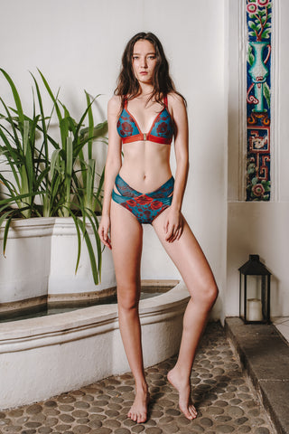 Bunga Multi-string Bikini Set SKU 3016A and 3016B (Bra and panty sold separately)