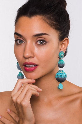 Ranjana Khan Hollis Earrings (30% Off)