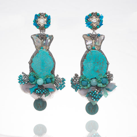 Ranjana Khan Rohan Earrings