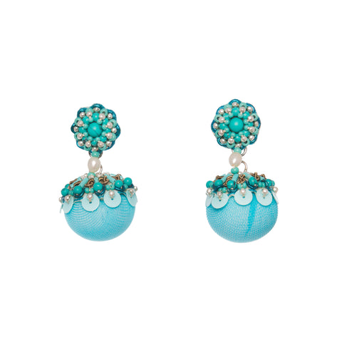 Ranjana Khan- Rilla Clip-on Earrings