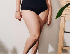 Curve - Black Tankini Bottom (50% Markdown U.P $110)