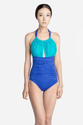 Eco One Piece Halter - SKU 14026 - 80% Markdown U.P.$350