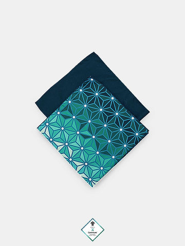 K.BLU Home X Commune 2 Piece Napkin Set