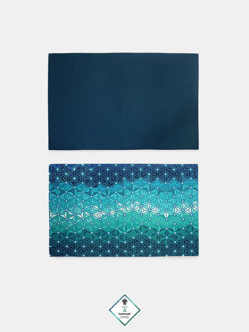 K.BLU Home X Commune 2 piece Table Placemat Set