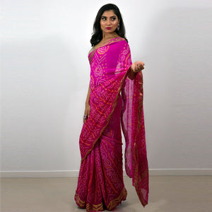 HERITAGE ART SAREE