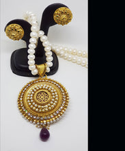 Load image into Gallery viewer, THEVA JEWELLERY WITH PEARLS