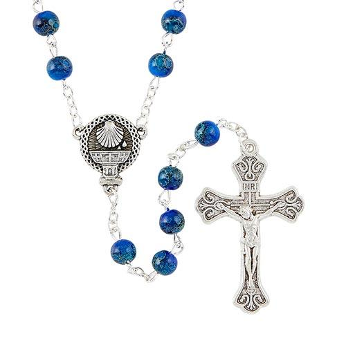 Faux Marble Rosary The Roman Catholic Store
